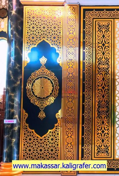 6 Detail Kaligrafi ACP untuk dinding masjid (4)